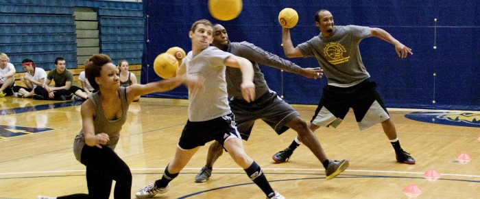 Join Dodgeball London League and Get Non-Stop Fun