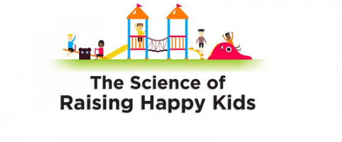 This Infographic Reveals How to Raise Happy and Healthy Kids