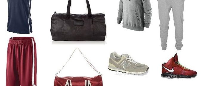 Summer 16 Sports Luxe Outfit Idea – Men's