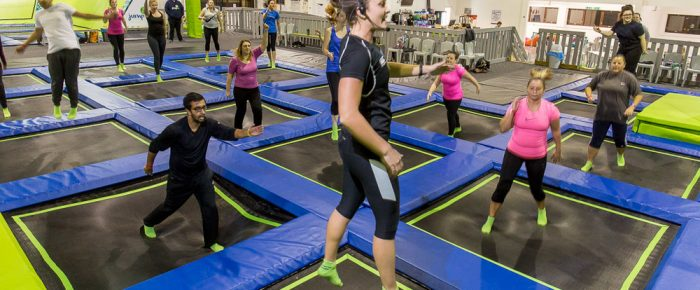 Enrol In Fitness Classes And Get Fit While Having Fun