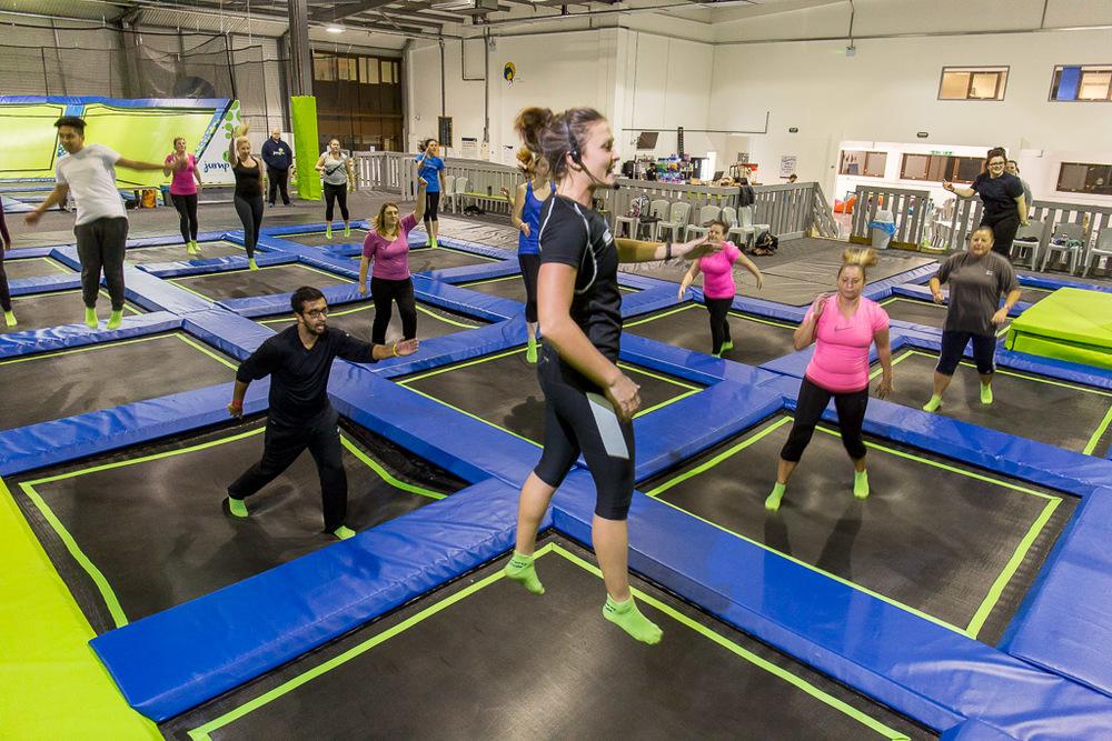 Wild Jump classes