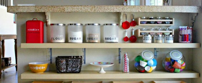 Tips For Organizing Your Kitchen