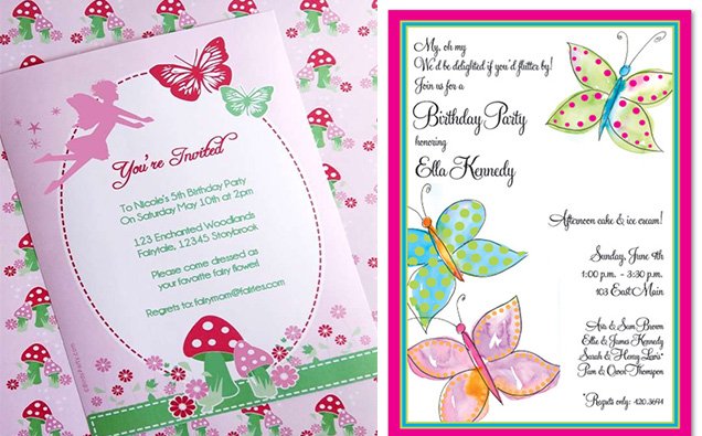 Butterfly Garden Theme Party For Kid S Birthday Celebration Imagination Waffle