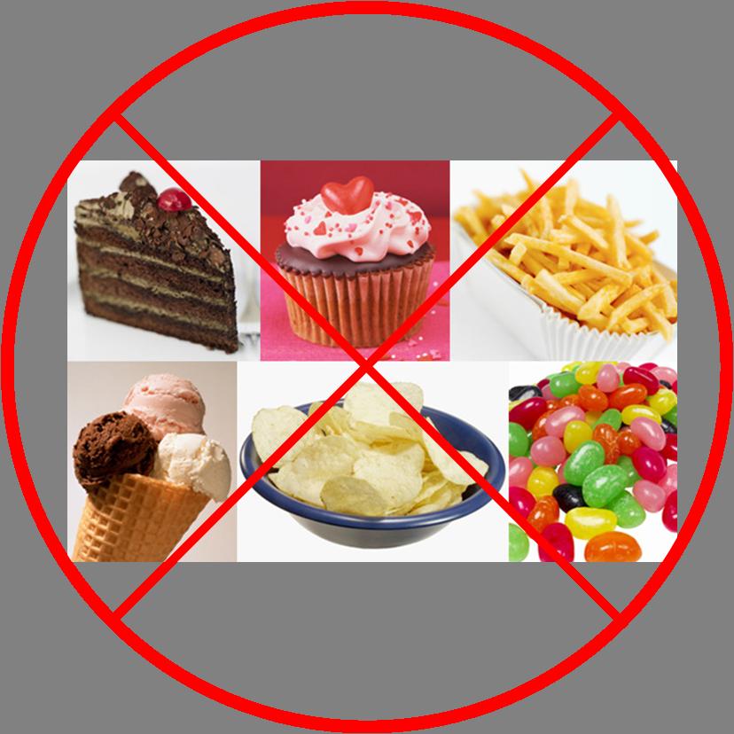 avoid snacks