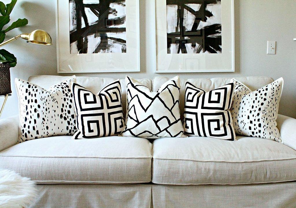 pillow designing