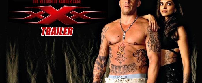 xXx: RETURN OF XANDER CAGE – Official Trailer