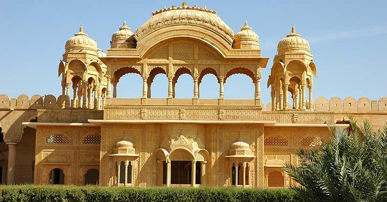 Jaipur Rajwadas