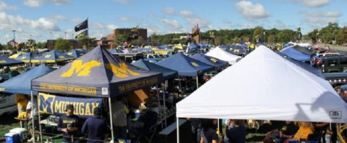 Tailgating Traditions in The Big Ten