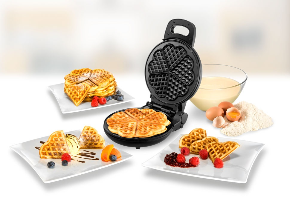 Waffles Maker 4