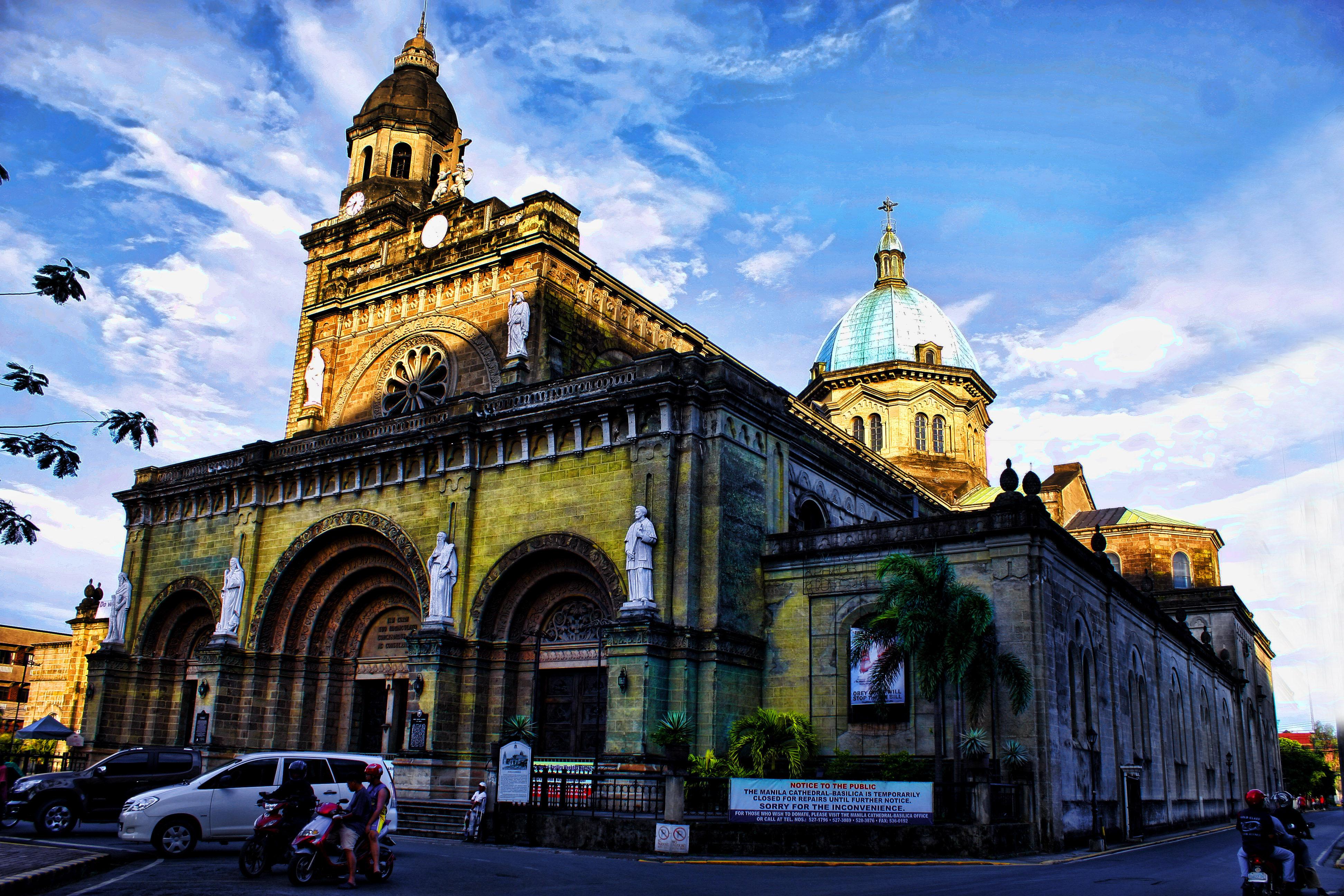 Retreat In Manila