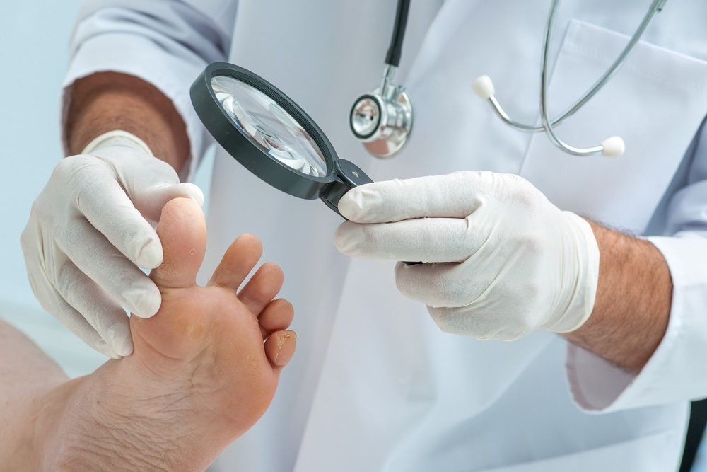Podiatrist for Foot Problem