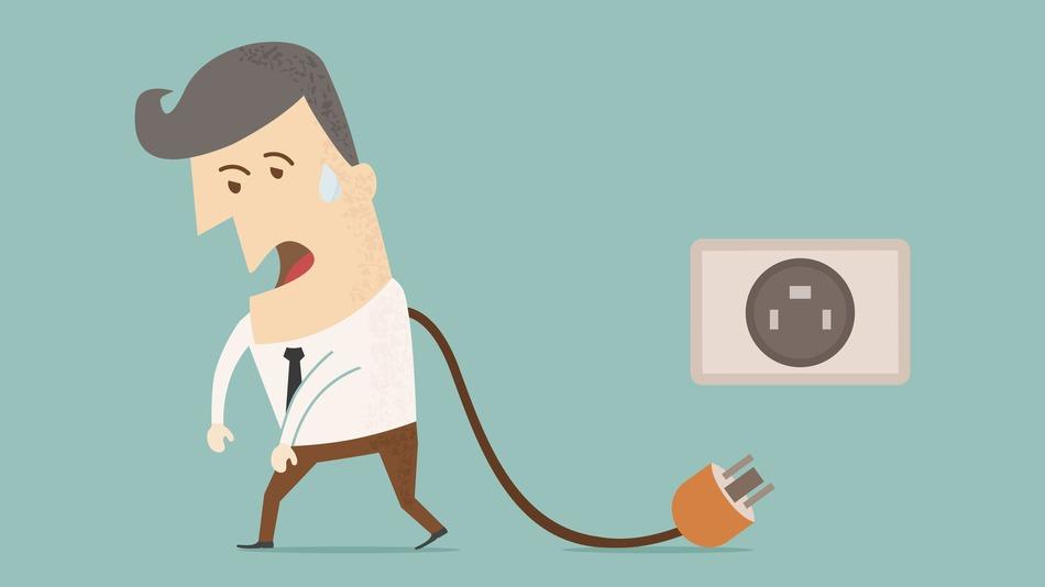 Unplug From Work
