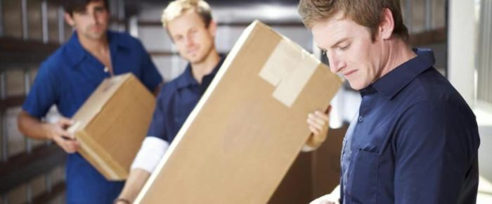 If The Landlord's Property Damaged by the Professional Mover