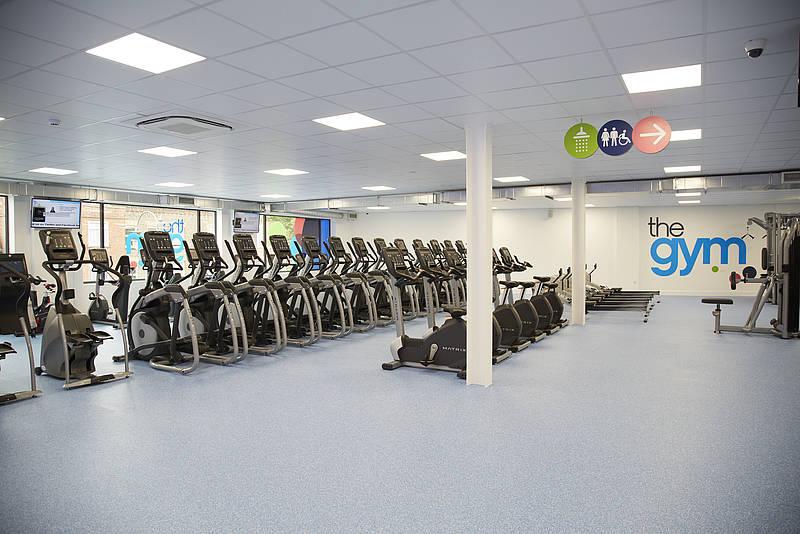 Find Gym