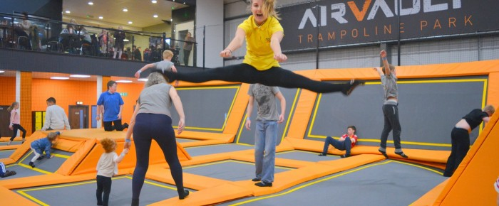Go Trampolining and Give Your Kids the Best of Indoor Activities