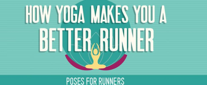 How Yoga Makes You a Better Runner: Poses for Runners – Infographic