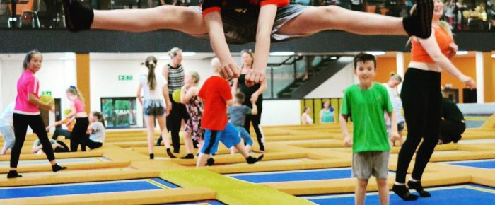 Why Jumping Or Rebounding On Trampoline Is Good for Your Health?