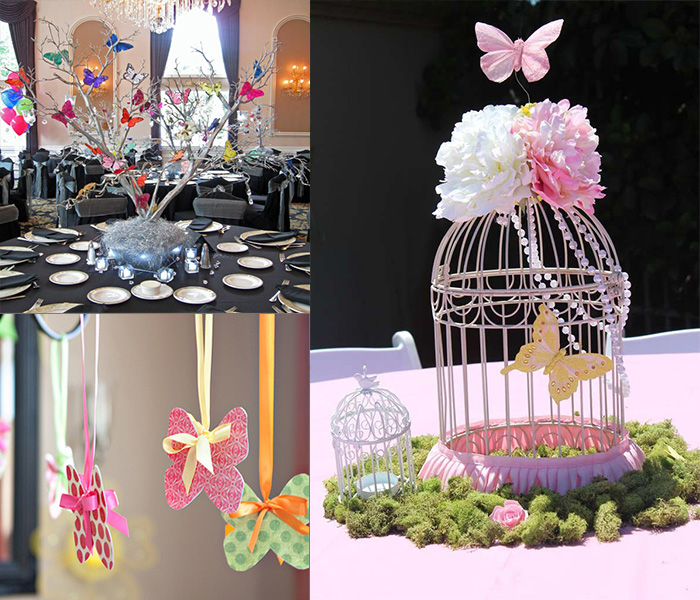 butterfly garden theme party for kid s birthday celebration imagination waffle. Black Bedroom Furniture Sets. Home Design Ideas