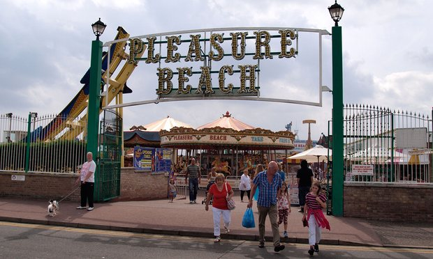 Pleasure Beach, Norfolk