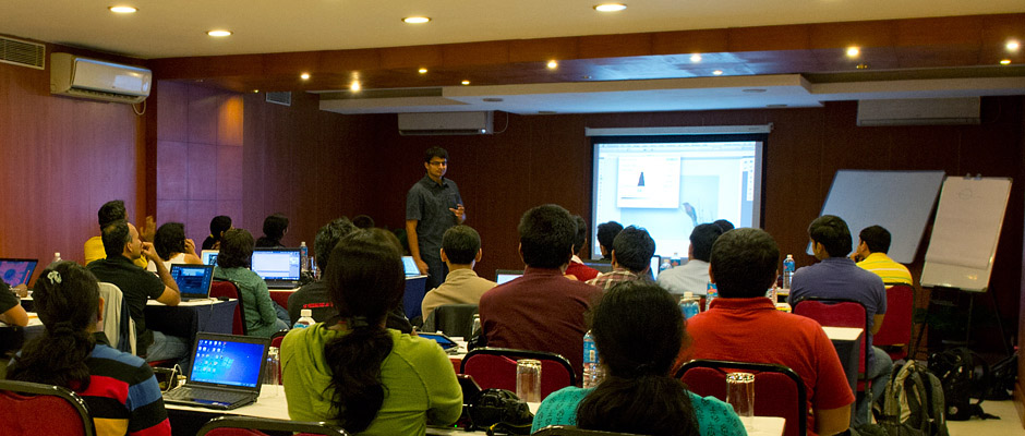 Workshops in Bangalore