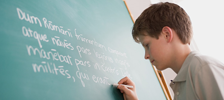 child to get interested in language learning process
