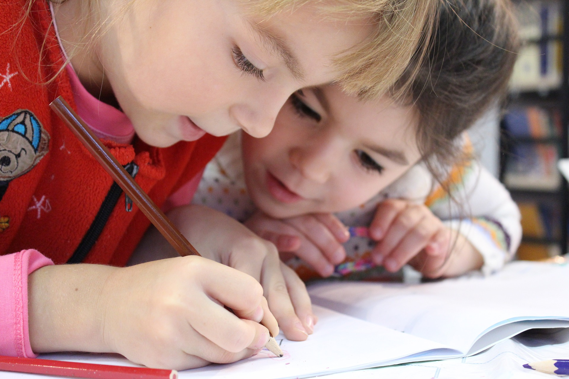 children learn better at small age