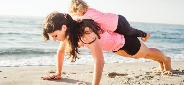 How To Mix Parenting With Fitness