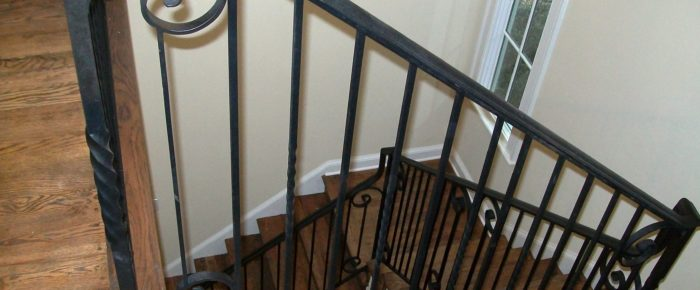 Wrought Iron Railings: Why are they so popular?