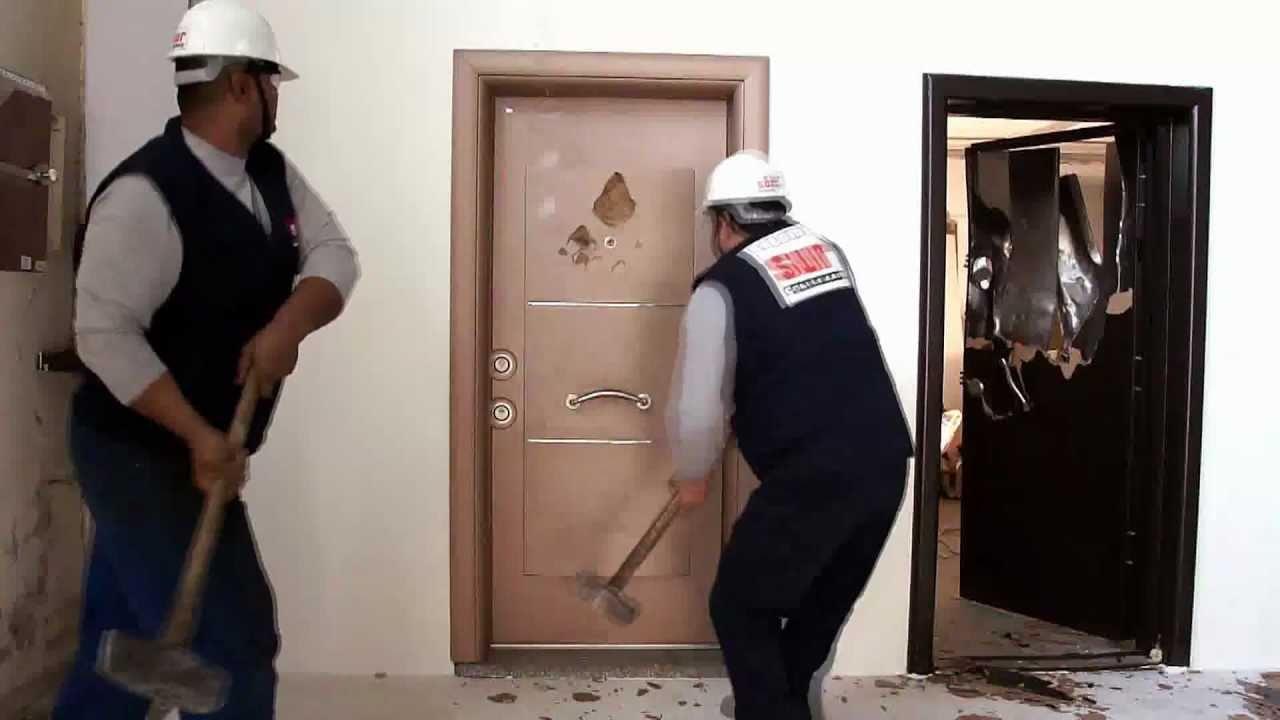 Charmant Security Door