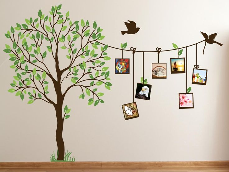 Room Wall Painting Ideas & Designs for Interior Wall - Imagination Waffle