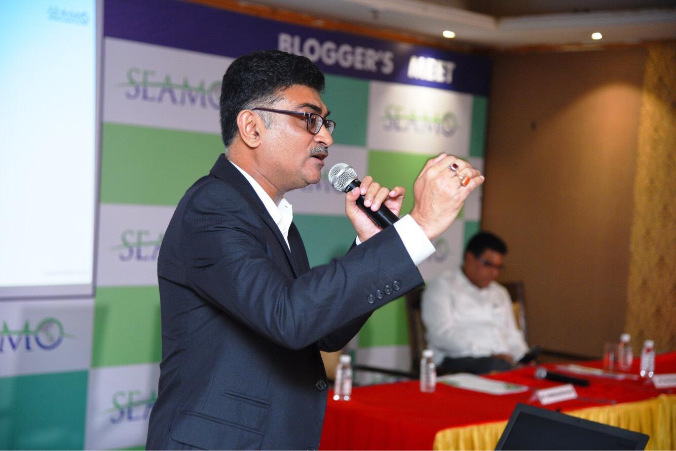 seamo bloggers meet handout