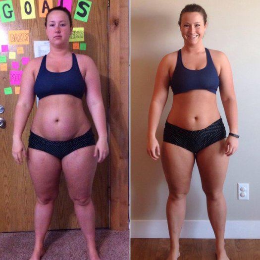 She Struggled With Weight Her Whole Life But When Found CrossFit Lost The Within A Year Body Transformation Was