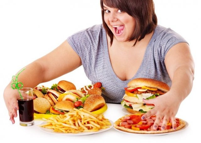 5 Reasons On Why To Say No To Junk Food - Imagination Waffle