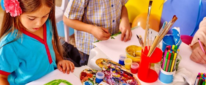 Top 5 Characteristics of Acrylic Paints Set It Apart from Other Paints