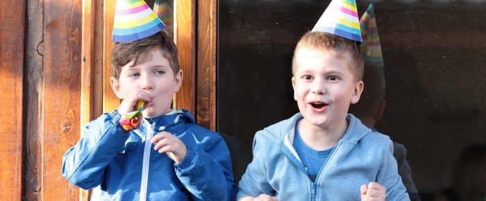 Tips on Disaster Proofing Your Kids Party