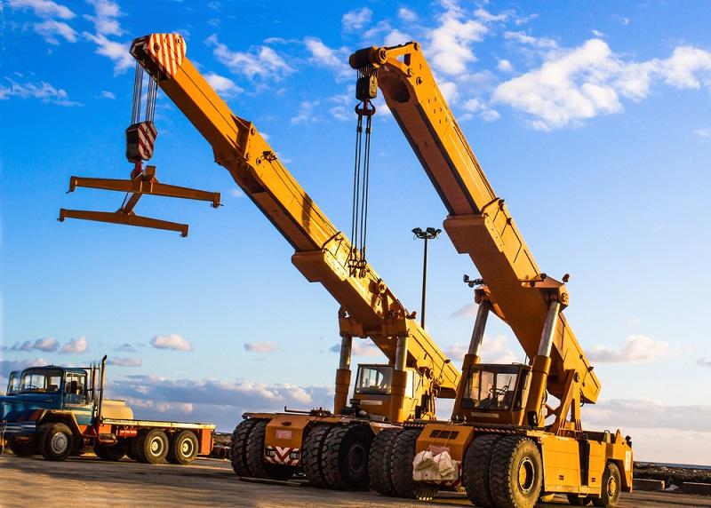 Hiring Crane Service