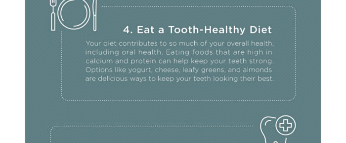 8 Tips for Maintaining Your Healthy Smile
