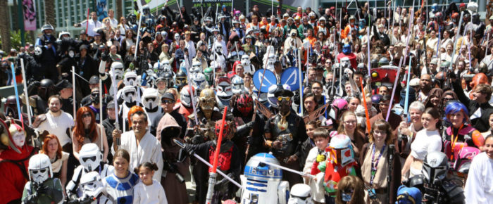 Visit The Star Wars Celebration In Chicago