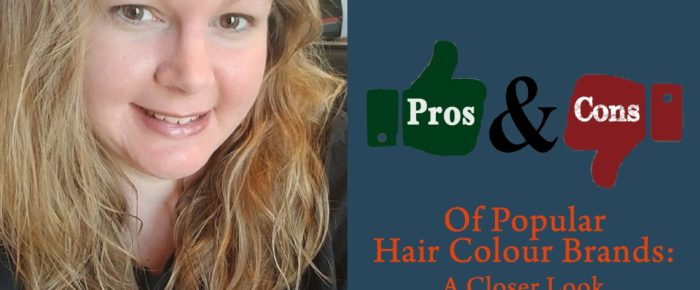 Pros and Cons of Popular Hair Colour Brands: A Closer Look