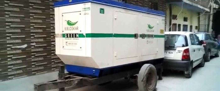 Buy the 400 KVA Generators in Delhi from OVN