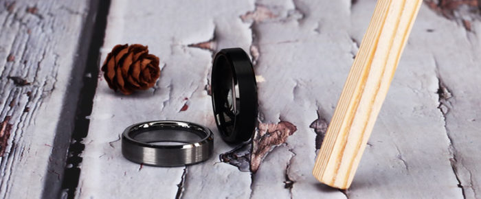 New Choice for Mens Wedding Bands – Tungsten Carbide Rings