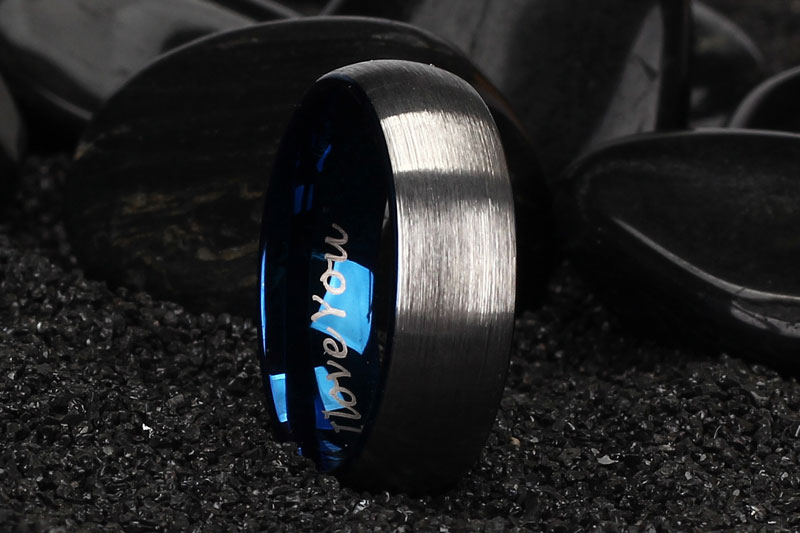 Metal heaviness ring