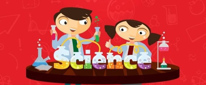 Let the Scientist in Your Child Grow
