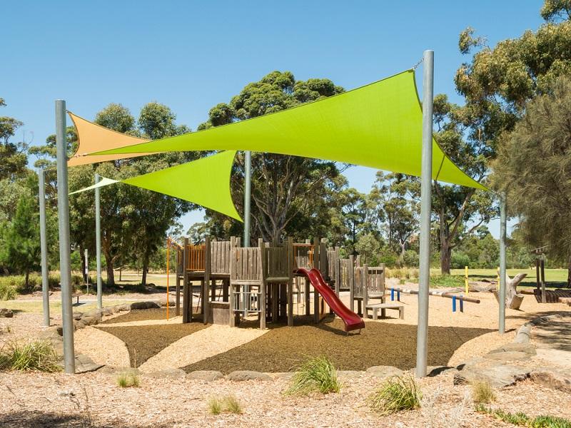 shade sails for schools