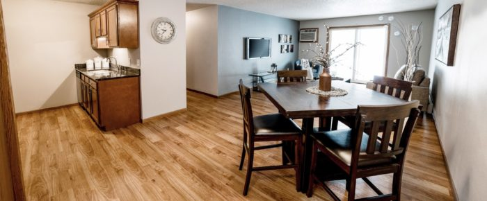 Springwood Apartments Provides All the Basic Features one is Looking for in an Apartment